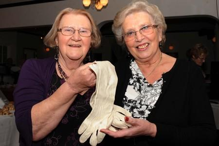 Former Fownes Glove Factory workers reunite to mark 30th anniversary of city centre hotel